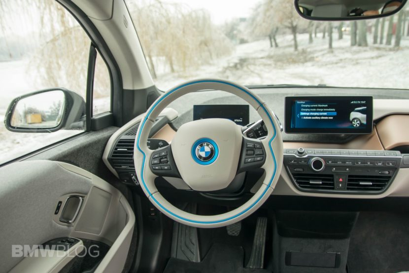 BMW i3 120Ah review 12