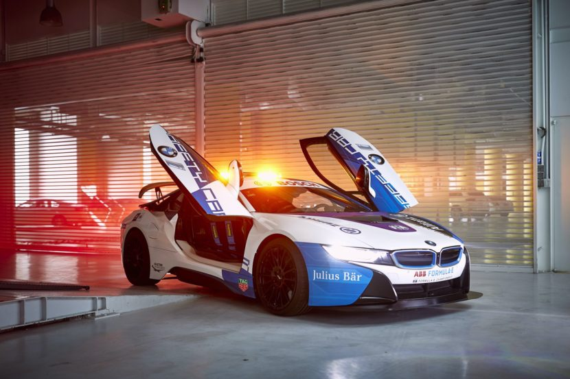 BMW i8 Safety Car 2019 01 830x553