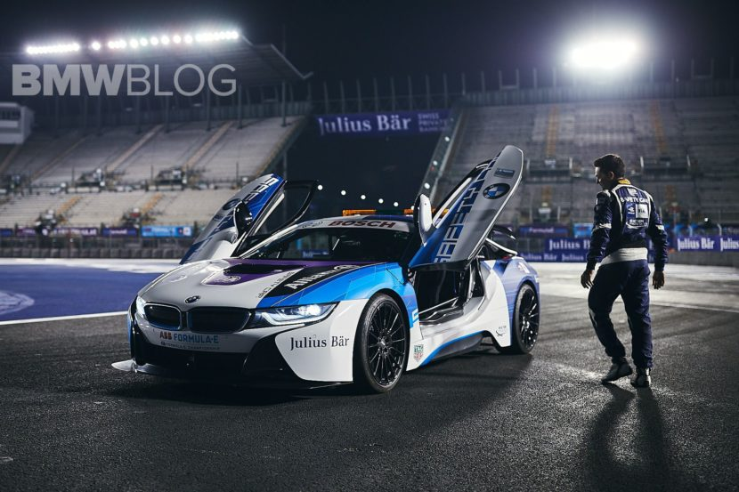 BMW i8 Safety Car new 02 830x553