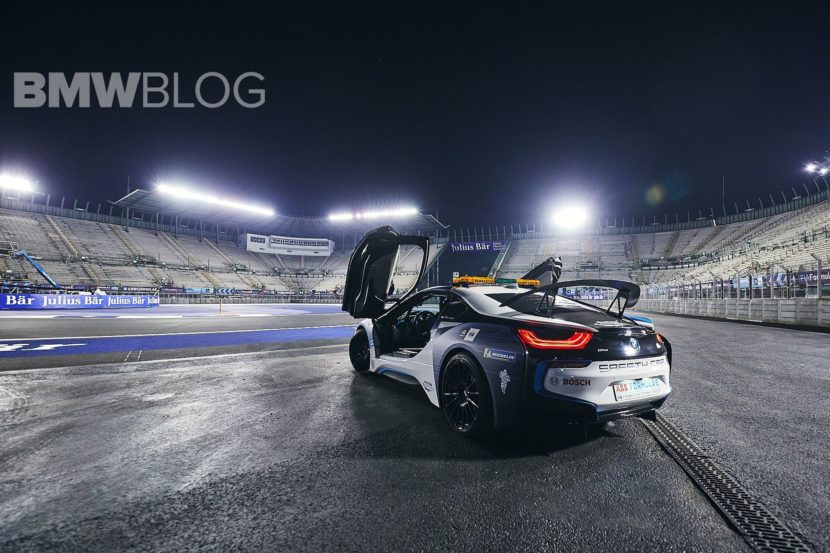 BMW i8 Safety Car new 04 830x553