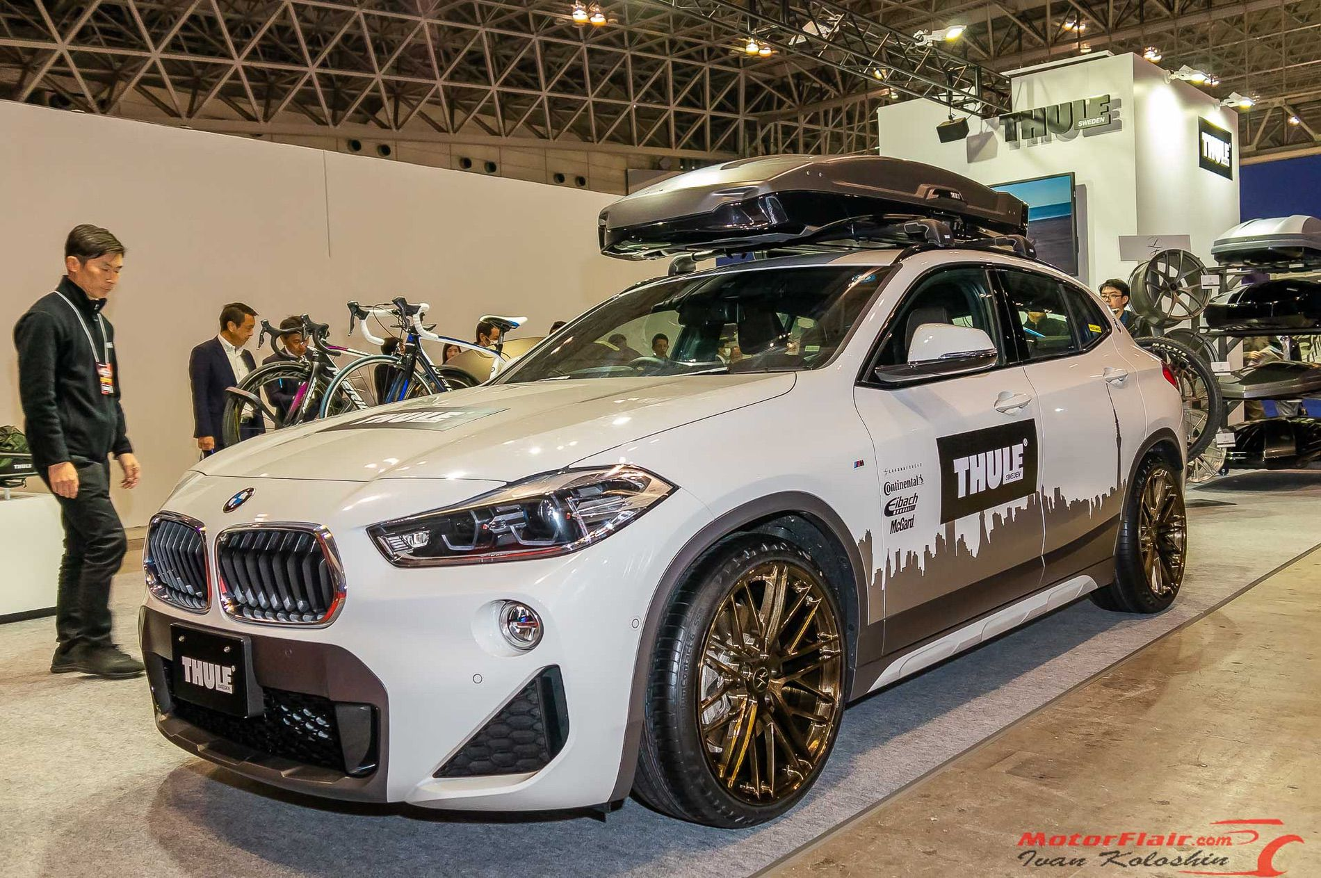 BMW images from Tokyo Auto Salon 01
