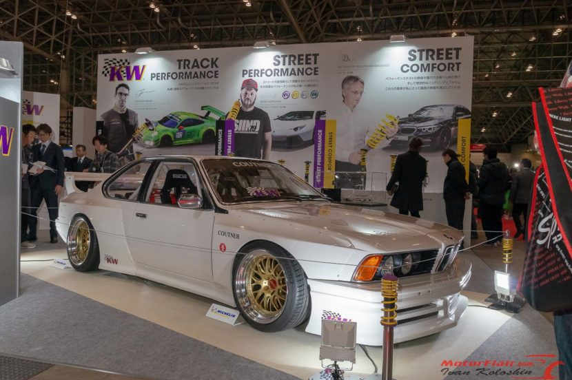 BMW images from Tokyo Auto Salon 19 830x552