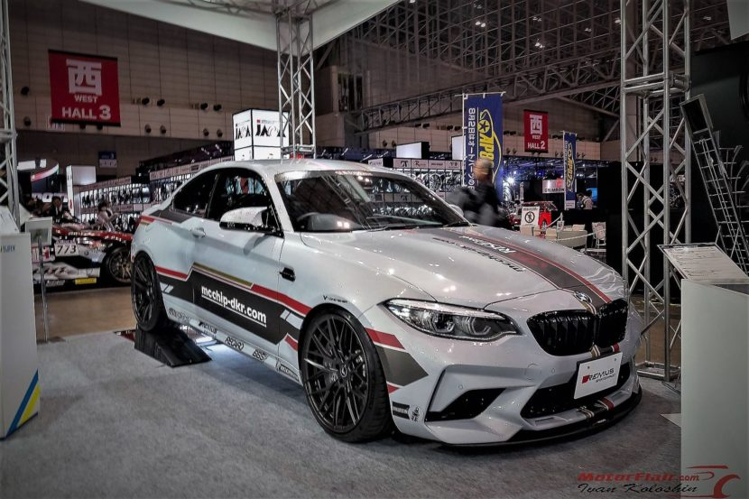BMW images from Tokyo Auto Salon 24 830x553