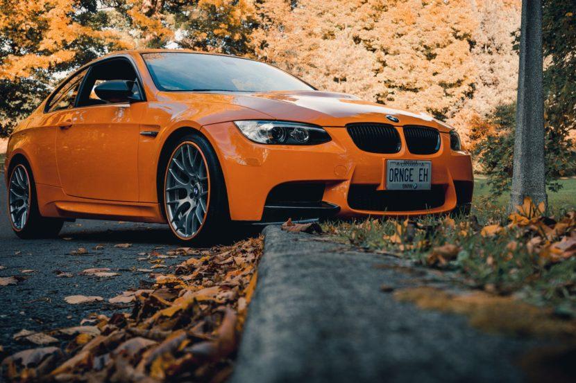 Fire Orange E92 M3 09 830x553