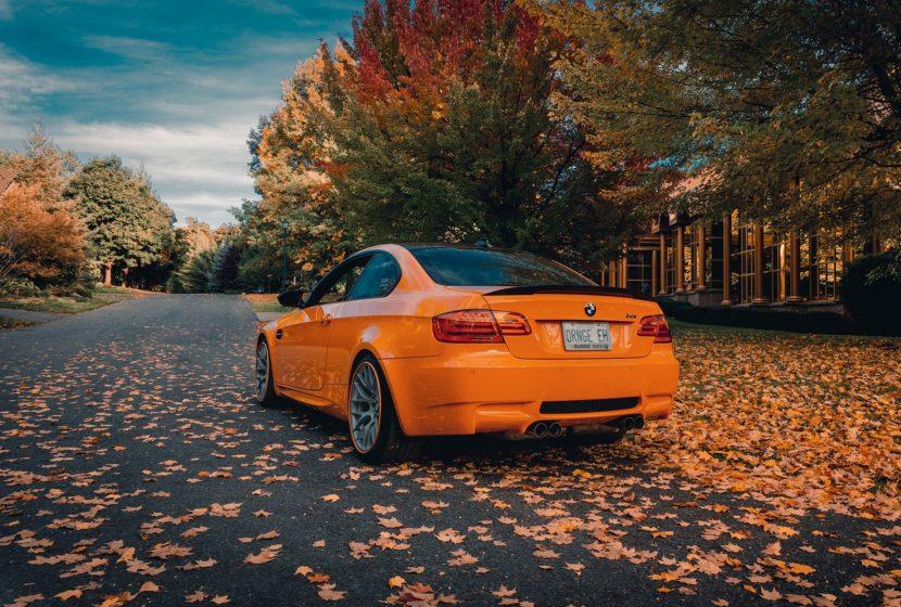 Fire Orange E92 M3 10 830x560