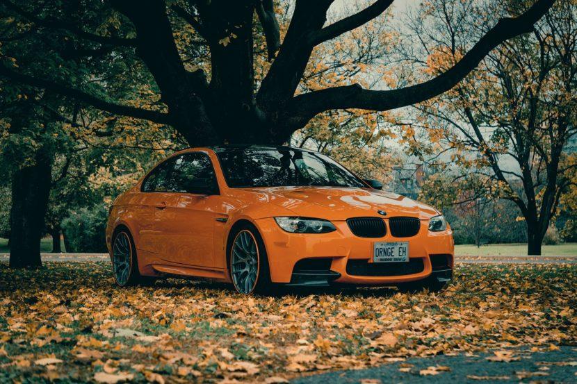 Fire Orange E92 M3 12 830x553