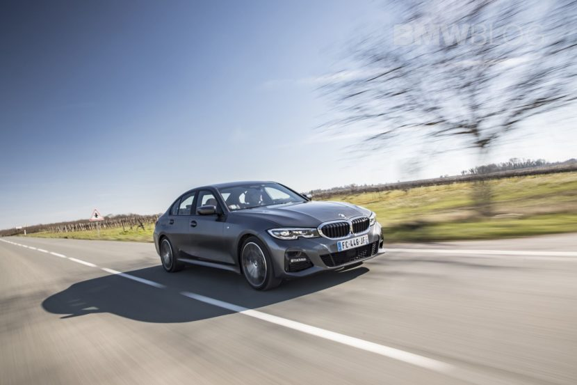 The New Bmw G20 3 Series 330i M Sport In Mineral Grey