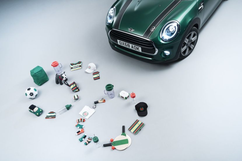 MINI 60 Years Lifestyle Collection 1 830x553