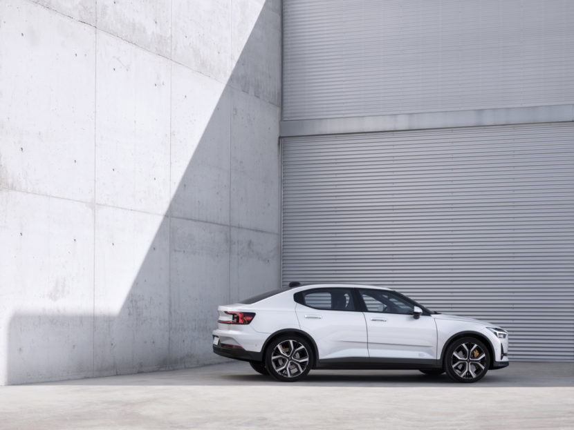 Polestar Opens Up About the Emissions of Manufacturing -- Other Automakers Should Follow