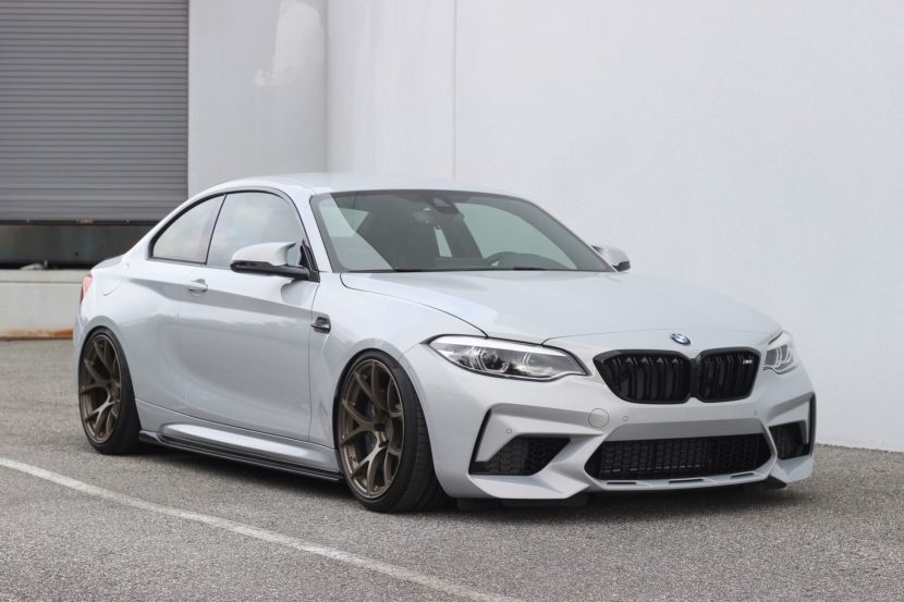 Precision Sport Industries BMW M2 Competition 02 830x553