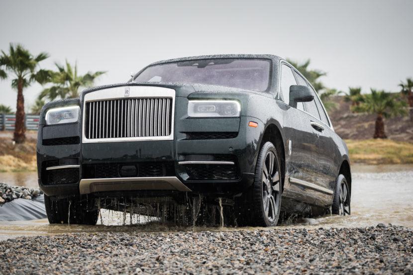 Rolls Royce Cullinan 2 of 21 830x553