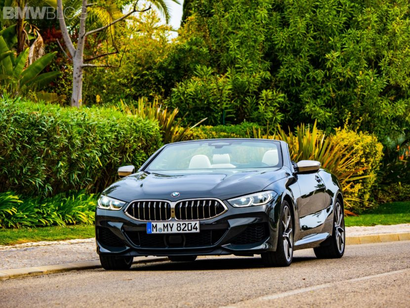 2019 BMW M850i Convertible photos 16 830x623