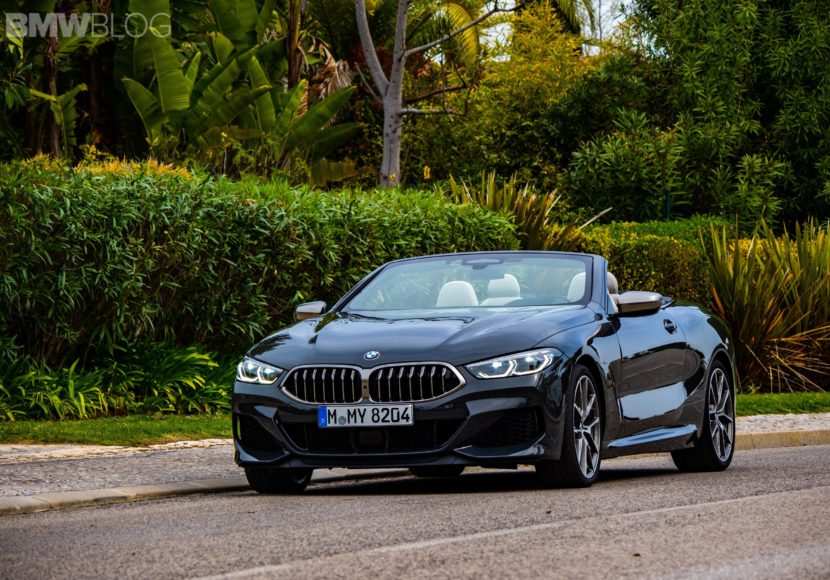 2019 BMW M850i Convertible photos 17 830x580