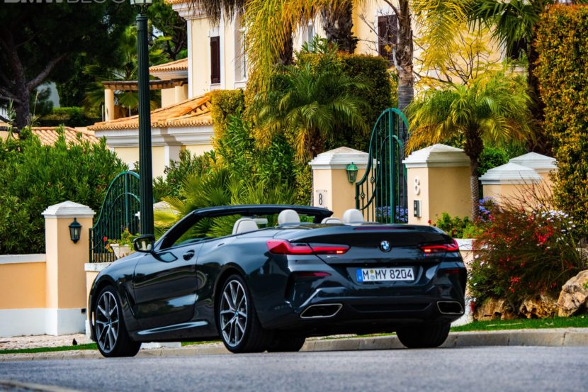 2019 BMW M850i Convertible photos 36 830x553