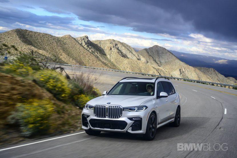 2019 BMW X7 drive 20 830x553