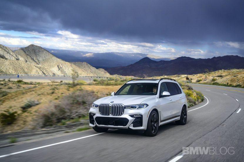 2019 BMW X7 drive 21 830x553