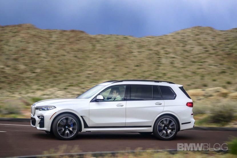 2019 BMW X7 drive 25 830x553
