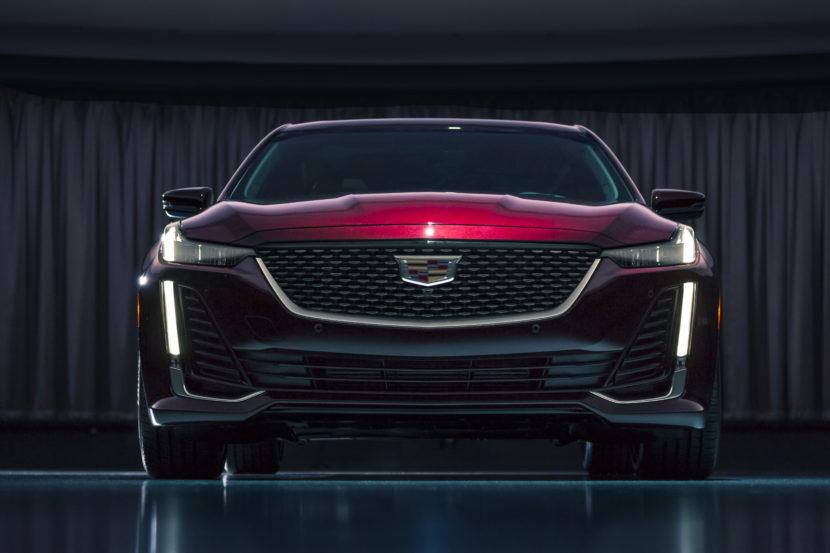 2020 Cadillac CT5 PremiumLuxury 005 830x553