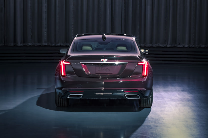 2020 Cadillac CT5 PremiumLuxury 006 830x553