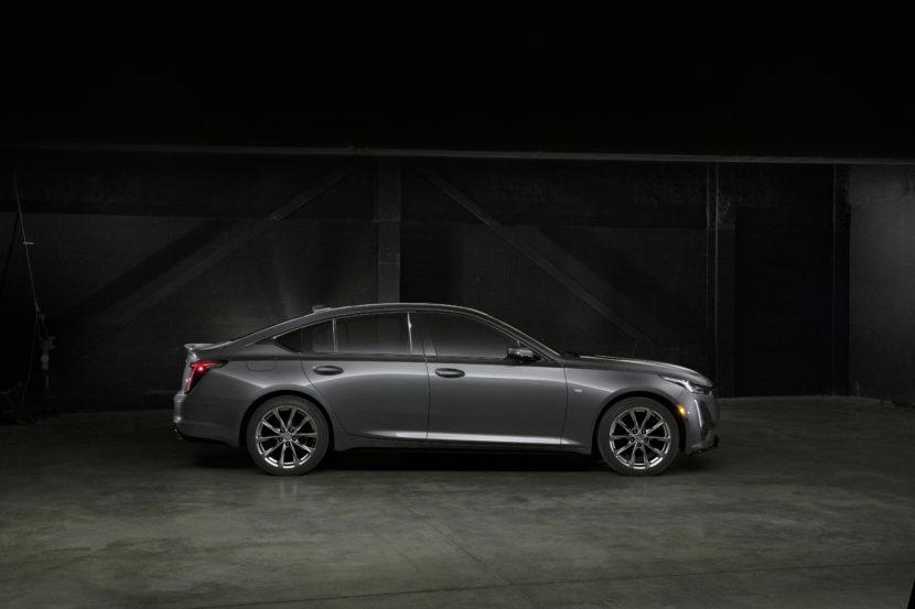 2020 Cadillac CT5 Sport 002 830x553