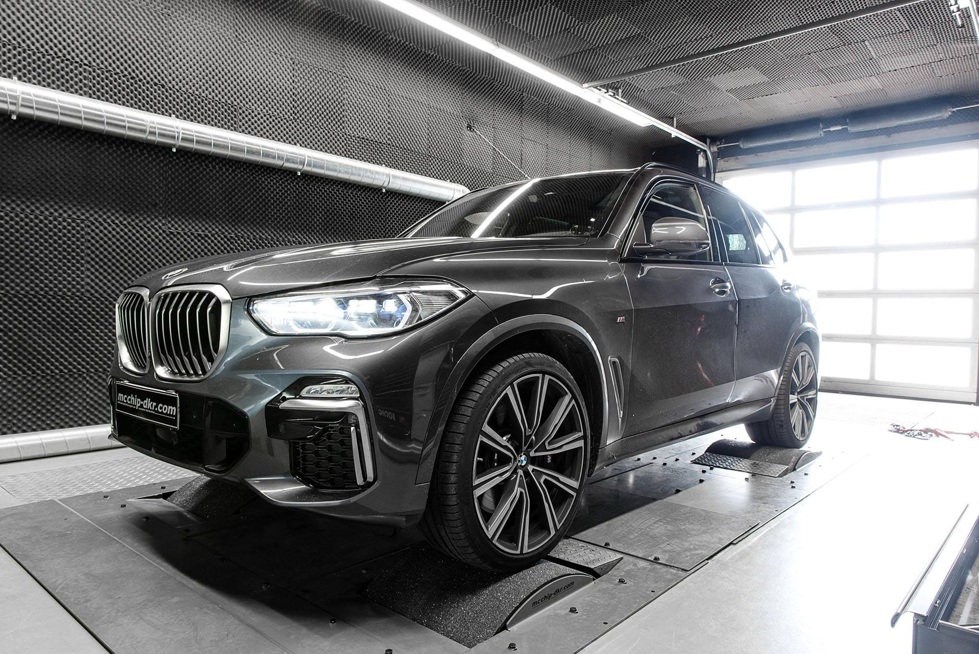 Bmw X5 M50d Has 515 Hp With Mcchip Dkr Tune