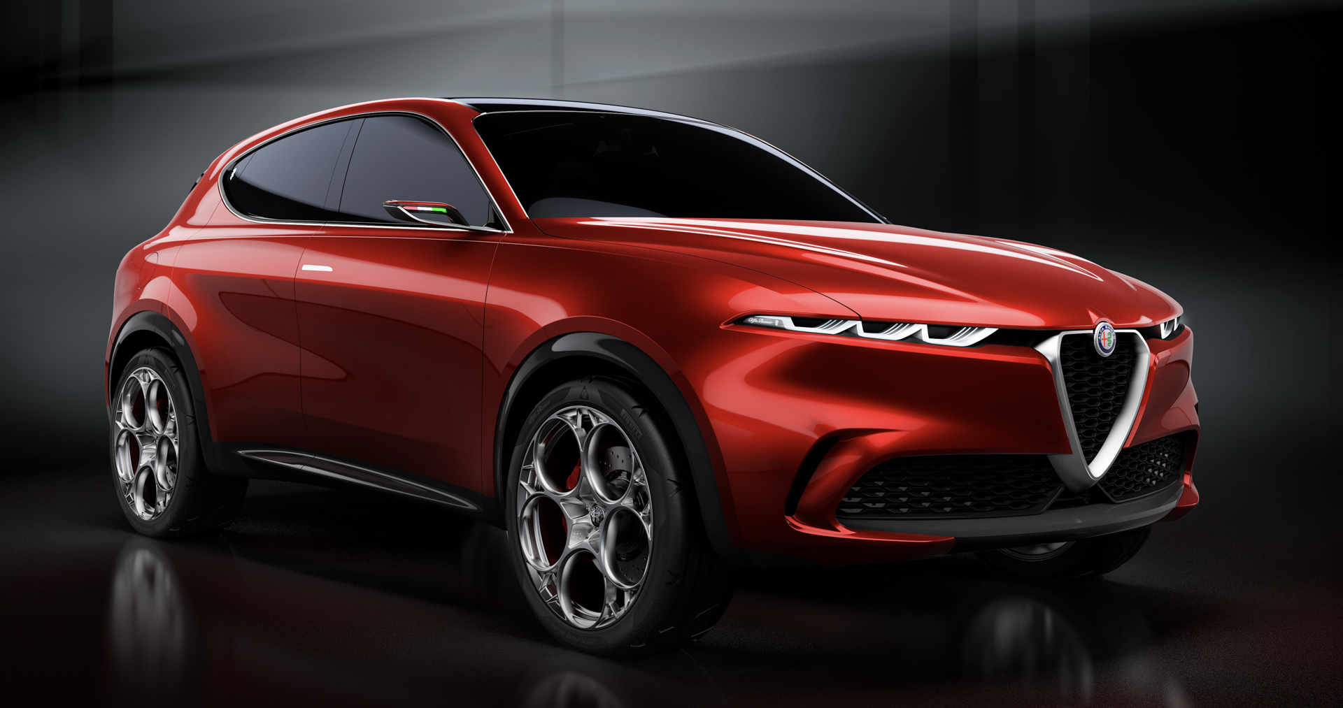 Alfa Romeo Tonale Concept 6 of 7