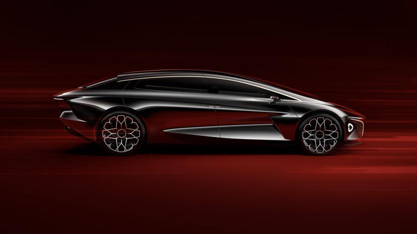 Aston Martin Lagonda All Terrain Concept 3 of 23 830x467