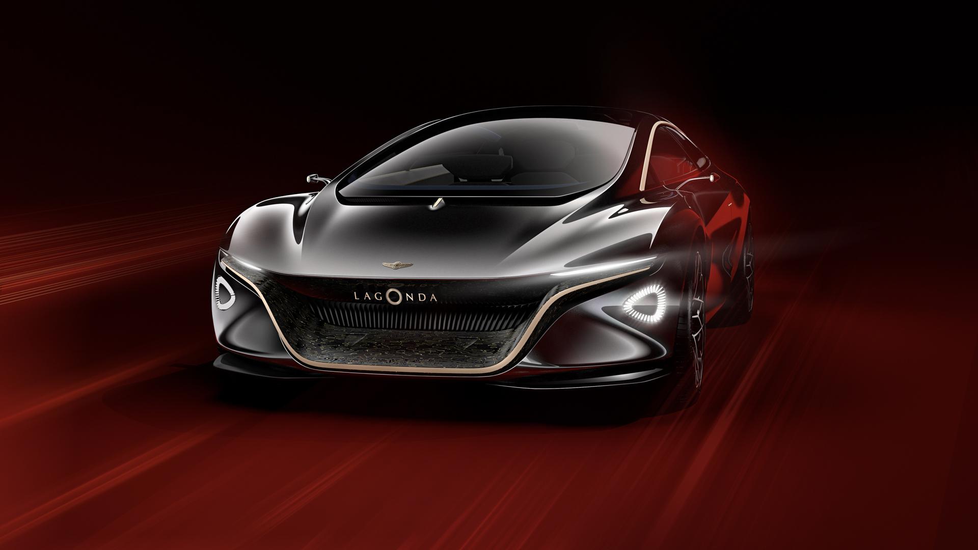 Aston Martin Lagonda All Terrain Concept 6 of 23