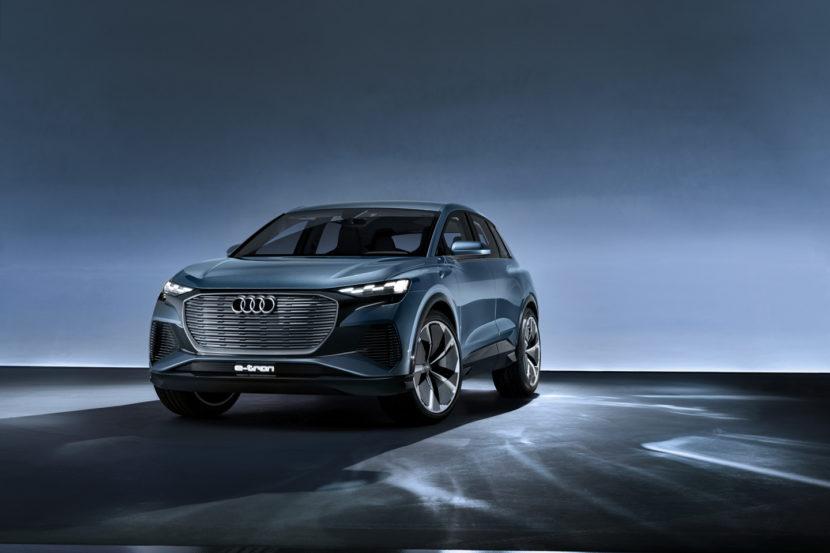 Audi Q4 e tron Concept 12 of 24 830x553