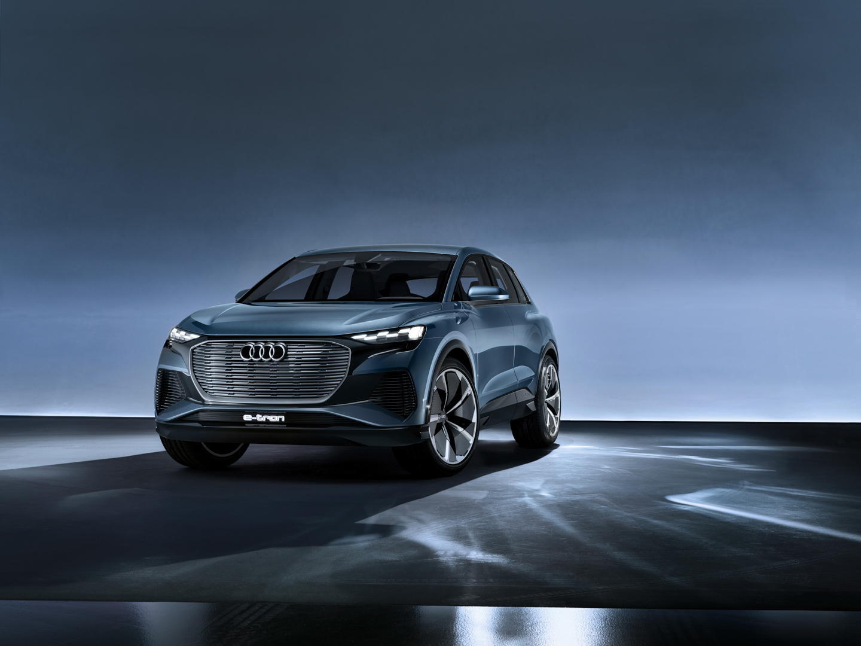 Audi Q4 e tron Concept 12 of 24