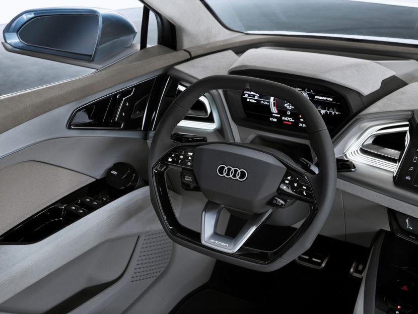 Audi Q4 e tron Concept 21 of 24 830x623
