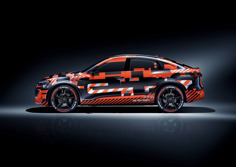 Audi e tron Sportback 6 of 7 830x587