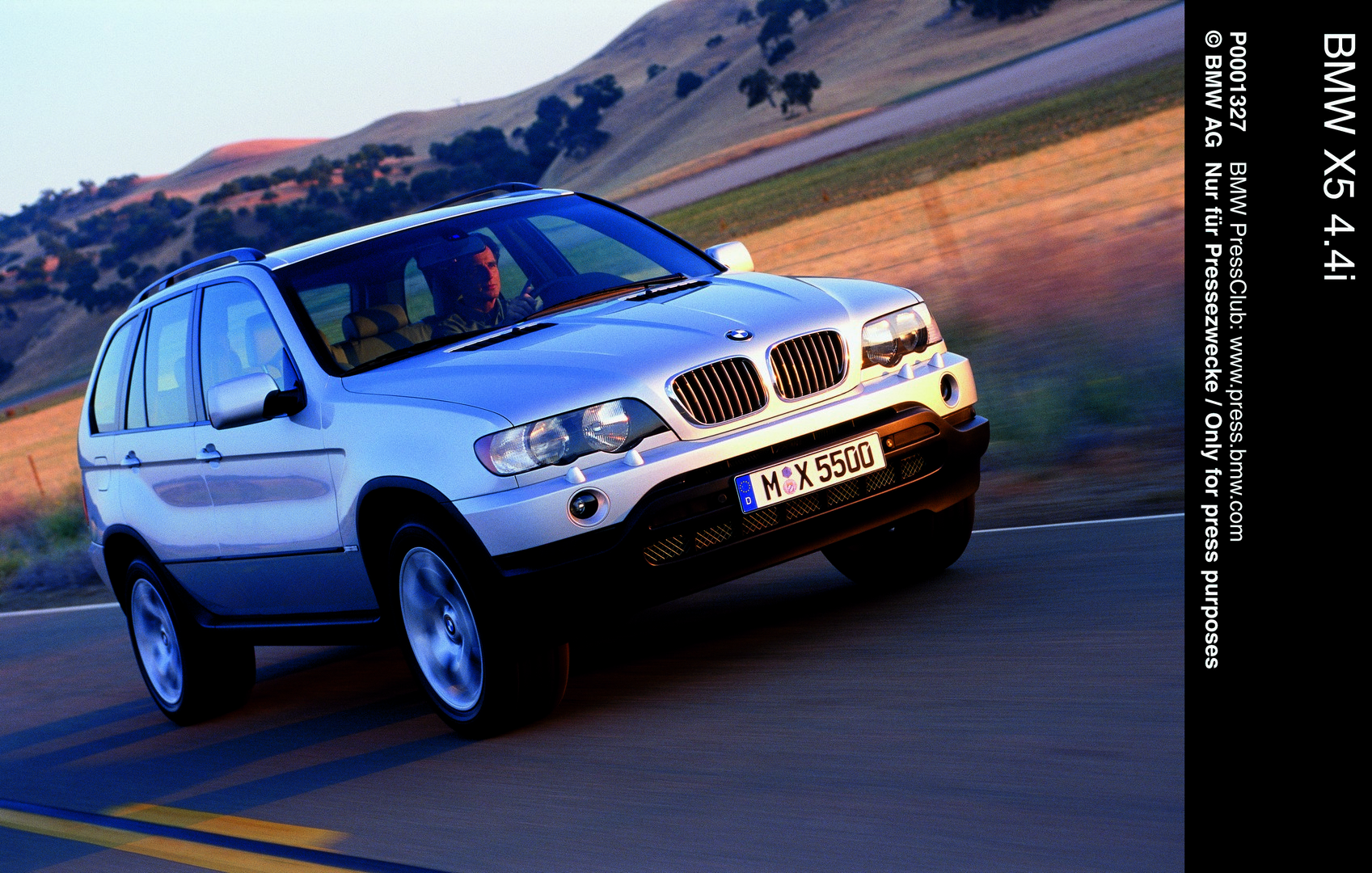 BMW 103 years 1