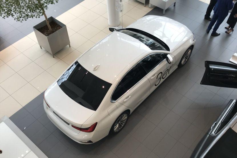 BMW 3 Series premiere at BMW Niederlassung Munich 15 830x553