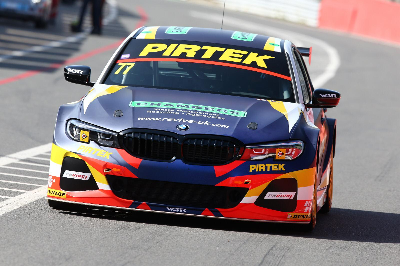 This Is The Bmw 330i Btcc Racer And It Looks Fantastic