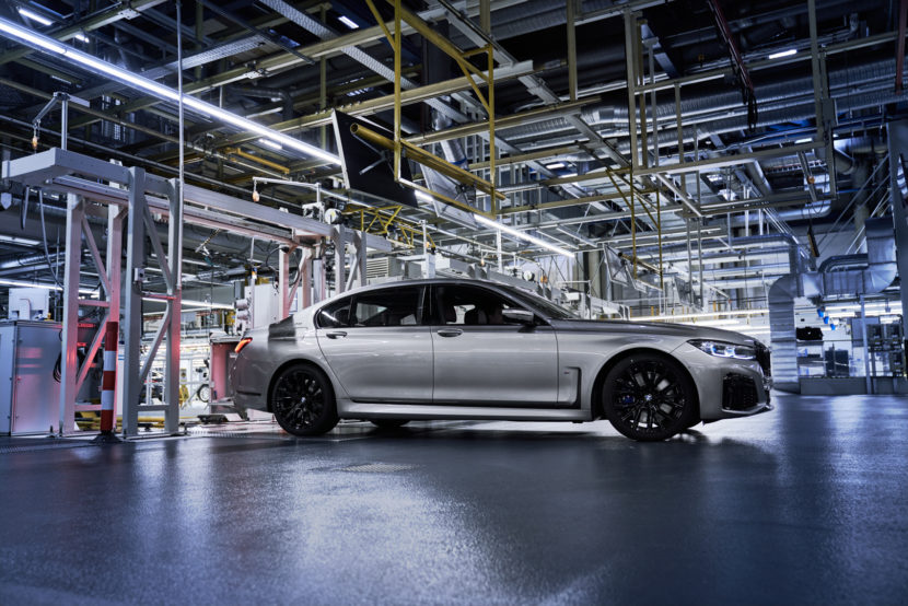 Rumor: Upcoming BMW M750Le Will Be First M Performance PHEV