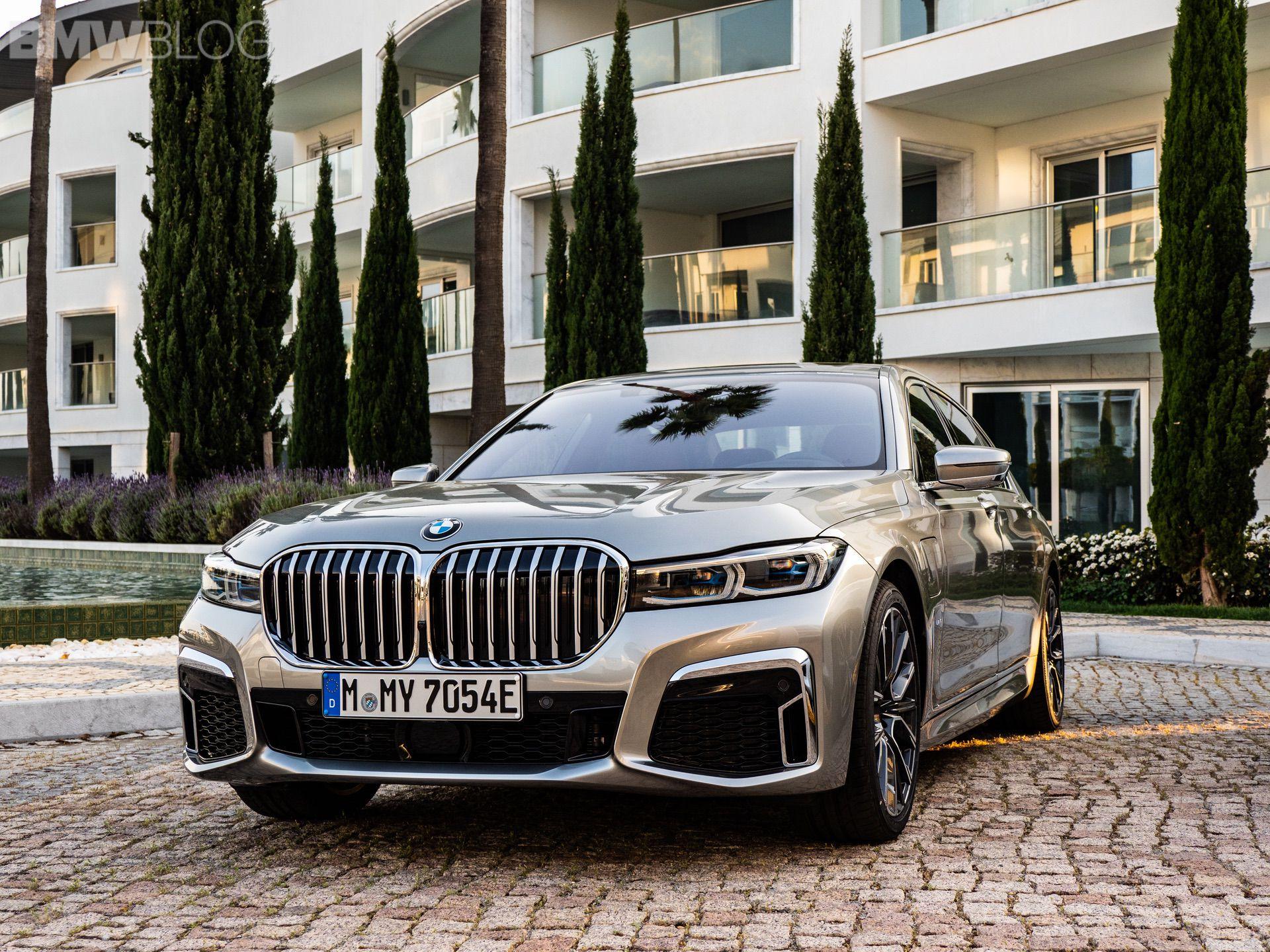 BMW 745Le hybrid 12
