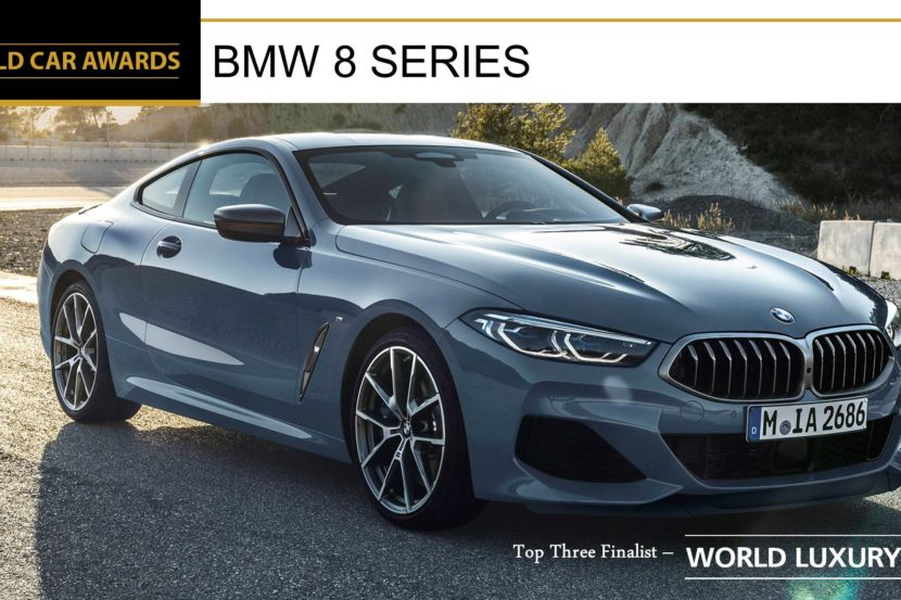 BMW 8 Series World Car of the Year 830x553