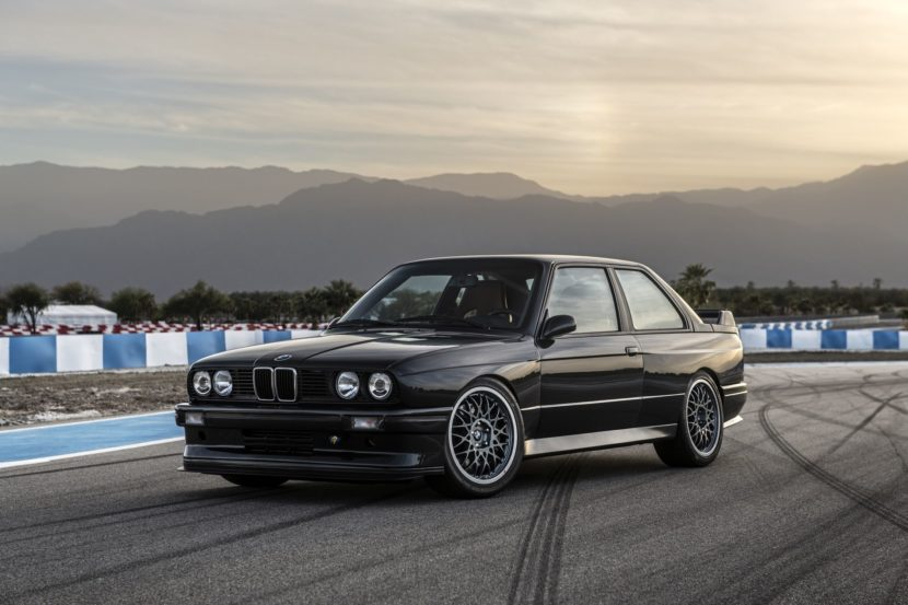 Bmw M3 E30 >> Redux Might Have Built The Perfect Modified E30 M3
