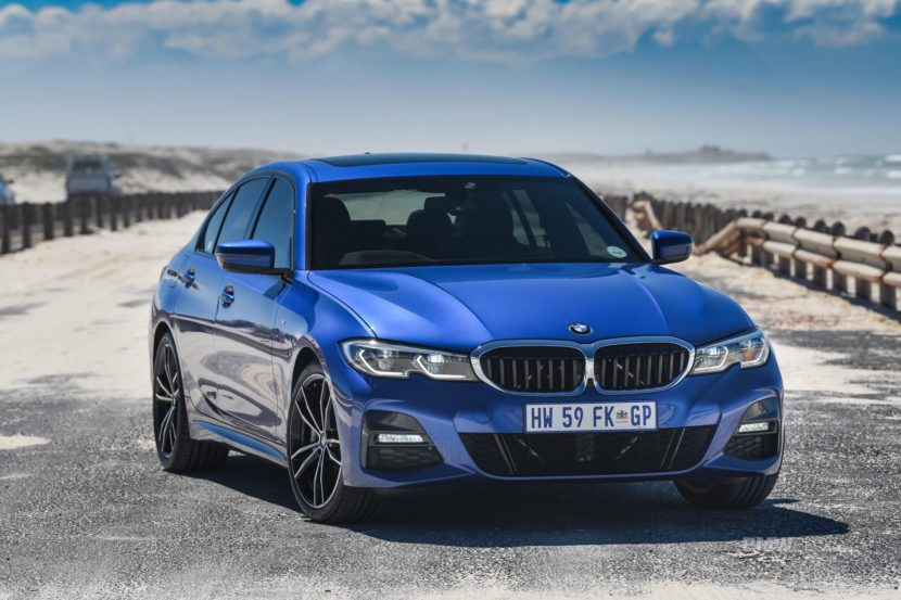 BMW G20 3 SERIES Portimao Blue 85 830x553