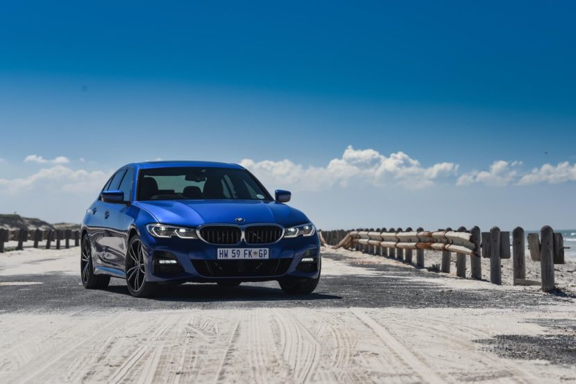BMW G20 3 SERIES Portimao Blue 87 830x554