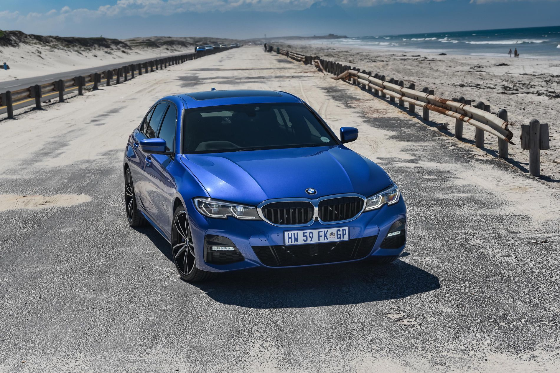 BMW G20 3 SERIES Portimao Blue 88