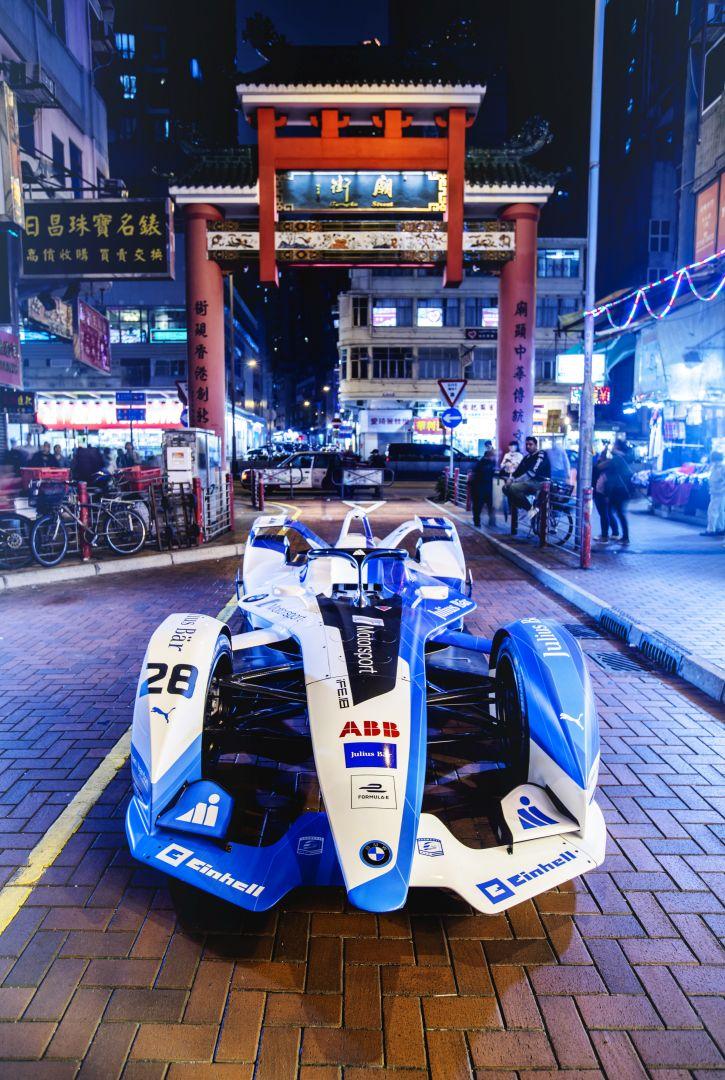 BMW IFE.18 in Hong Kong 4