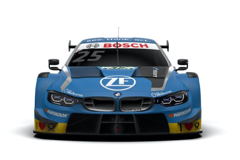 Bmw M Motorsport Presents First Dtm Car Design For 2019