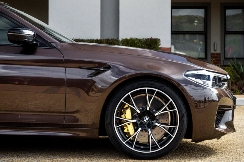BMW M5 Competition F90 Macadamia Metallic Individual 03 830x553