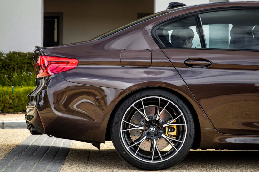 BMW M5 Competition F90 Macadamia Metallic Individual 05 830x553
