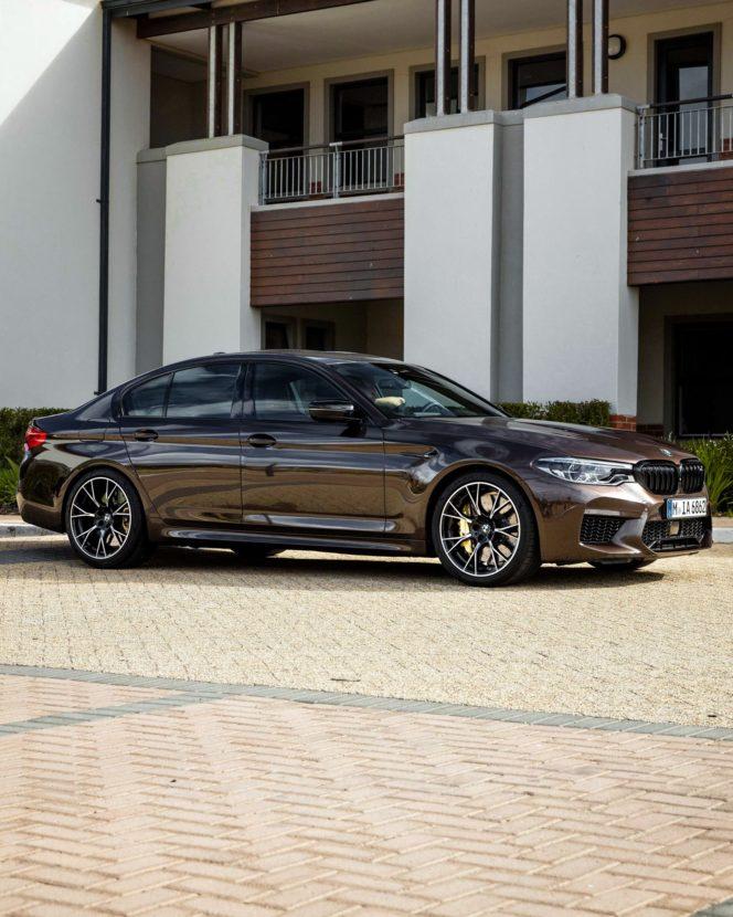 BMW M5 Competition F90 Macadamia Metallic Individual 12 664x830