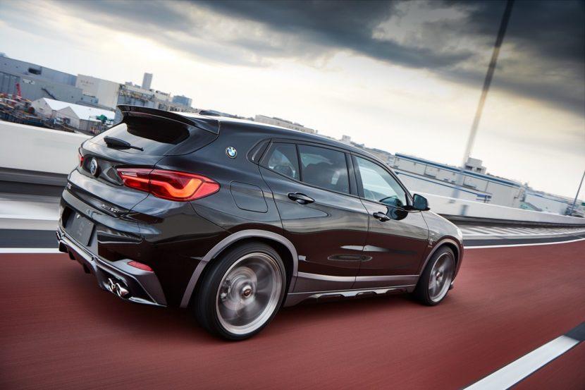 BMW X2 3D Design tuning 16 830x553