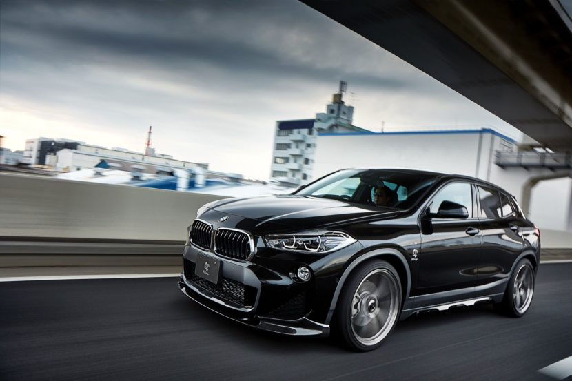 BMW X2 3D Design tuning 18 830x553
