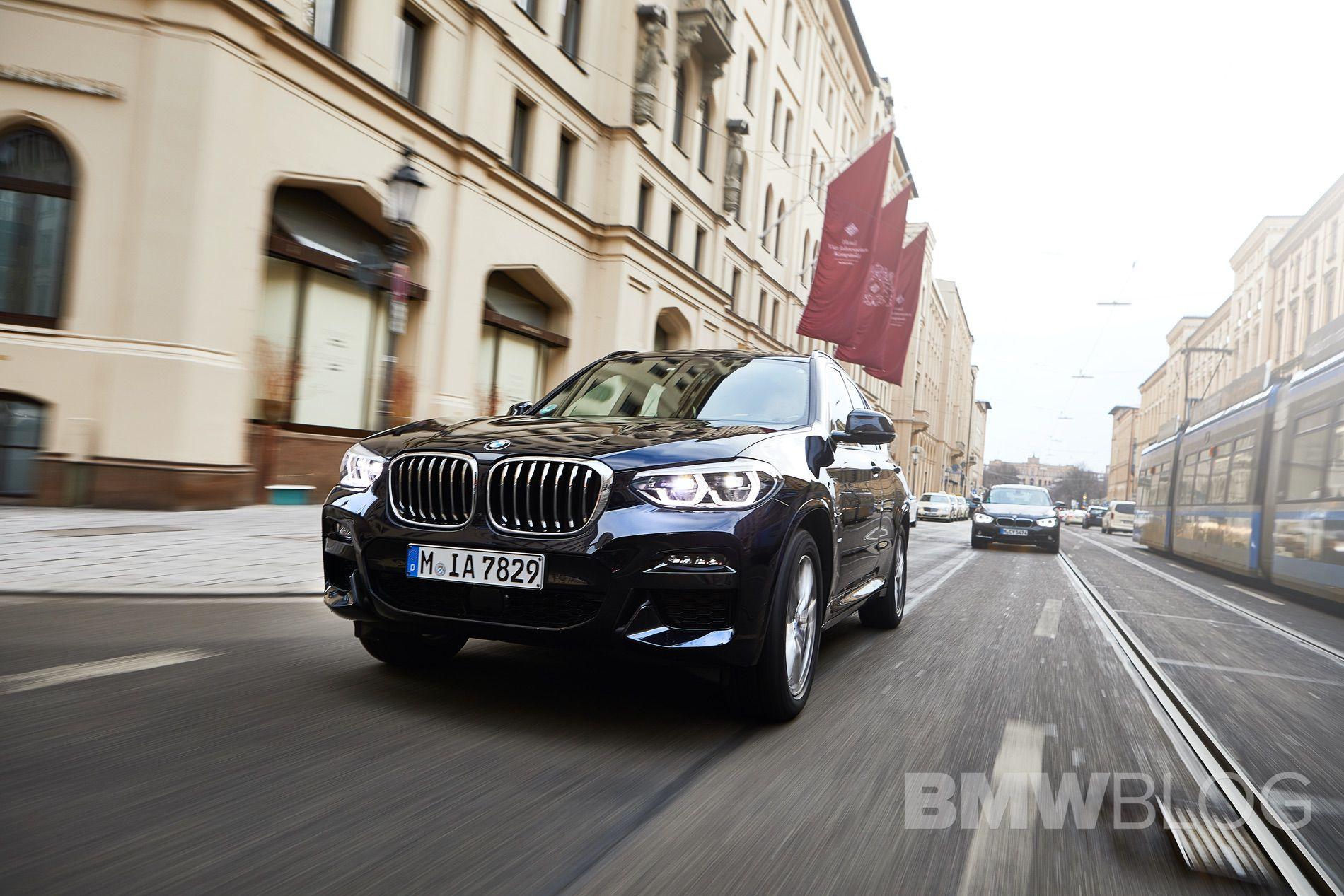 BMW X3 xDrive30e hybrid 02
